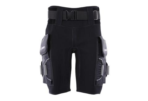drysuits apeks tech shorts 1 large