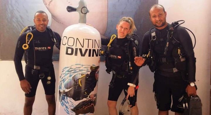 SSI now available in Eagle Divers Egypt!
